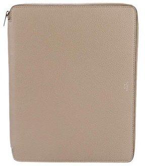 Celine Leather iPad Case