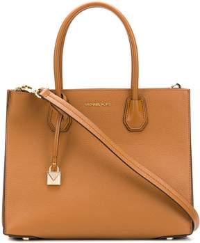 MICHAEL Michael Kors Mercer Large Leather Tote Bag