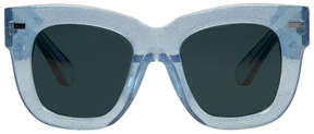 Acne Studios Blue Library Sunglasses