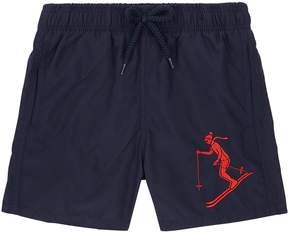 Vilebrequin Embroidered Skier Shorts