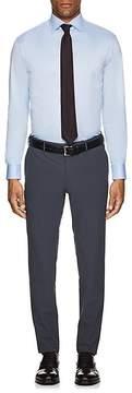 Armani Collezioni MEN'S COTTON TWILL DRESS SHIRT