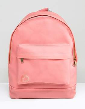 Mi-Pac Backpack in Coral Rubber