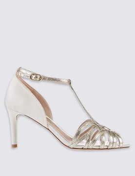 Marks and Spencer Stiletto Caged Sandals