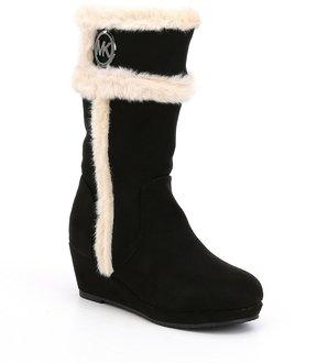 MICHAEL Michael Kors Girls Cate Win Boots