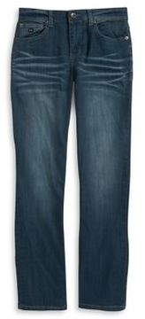 Buffalo David Bitton Boy's Straight Leg Jeans
