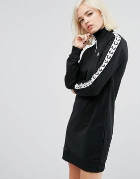 Fred Perry Retro Taped Tracksuit Dress