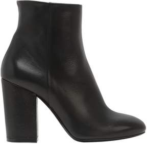 Strategia 90mm Leather Ankle Boots
