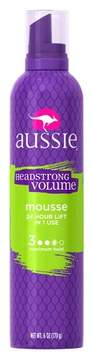 Aussie Aussome Volume Styling Mousse 6oz