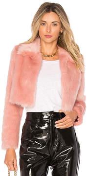 Lovers + Friends x REVOLVE Dixie Fur Jacket