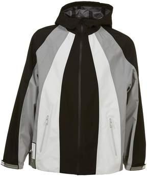 Prada Linea Rossa Striped Jacket