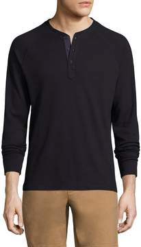 Jack Spade Men's Caine Waffle Henley