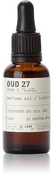 Le Labo Women's Oud Perfume Oil