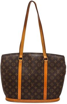 Louis Vuitton Tote W cloth tote - BROWN - STYLE