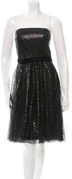 Blugirl Sequined Evening Dress w/ Tags