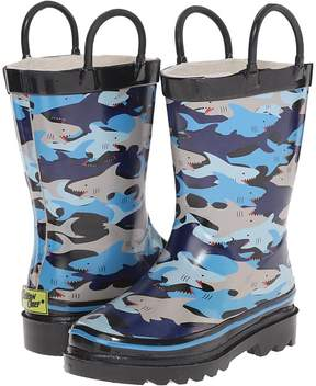 Western Chief Shark Chomp Boys Shoes