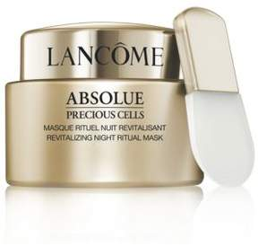 Lancome Absolue Precious Cells Revitalizing Night Ritual Mask/1.6 oz.