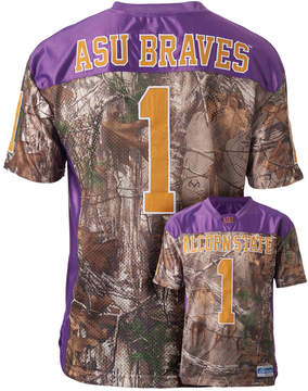 NCAA Men's Alcorn State Braves Game Day Realtree Camo Jersey