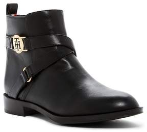 Tommy Hilfiger Rant Belted Bootie
