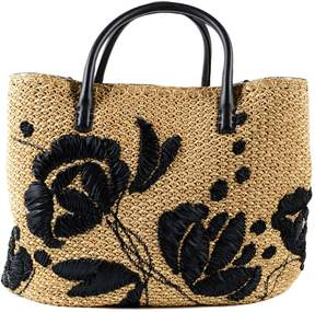 Ermanno Scervino Embroidered Tote