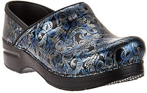 Dansko As Is Professional Leather Clogs in Fashion Colors