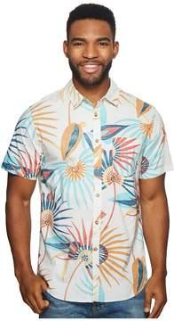 Billabong Sunday Floral Short Sleeve Shirt Men's Short Sleeve Button Up