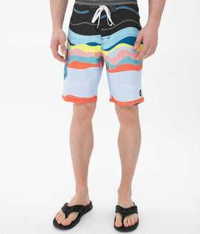 Ezekiel Block Party Stretch Boardshort