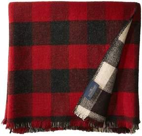 Pendleton Rob Roy Double Weave Throw Scarves