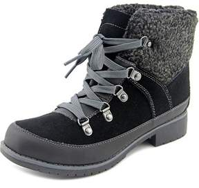 Sporto Debbie Women Round Toe Synthetic Black Ankle Boot.