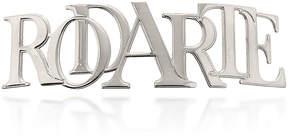 Rodarte Mini Logo Embellished Hair Clip