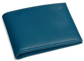 Aspinal of London Billfold Wallet In Smooth Topaz