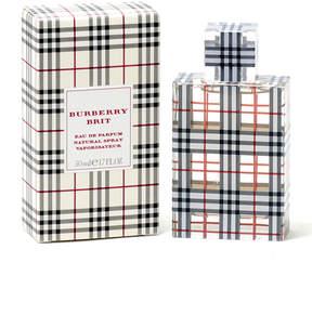 Burberry for Ladies Eau de Parfum Spray, 1.7 oz./ 50 mL