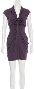 Barneys New York Barney's New York Silk Mini Dress