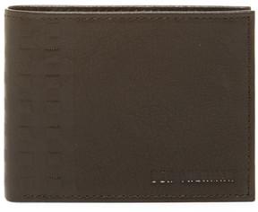 Ben Sherman Holland Park Leather Passcase Wallet