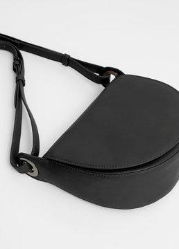 Mango Outlet Flap cross-body bag