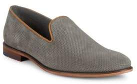 Steve Madden Taslyn Suede Slip-On Shoes