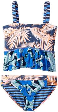 Maaji Kids Florencia Midnight Bikini Girl's Swimwear Sets