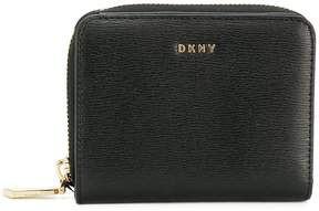 Donna Karan mini zip around purse