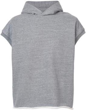 Fear Of God cap sleeve hoodie