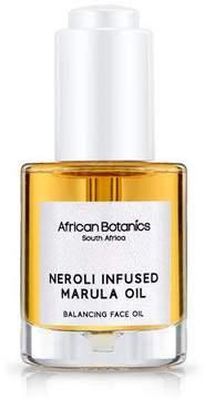 African Botanics Neroli Infused Marula Oil, 1.0 oz./ 30 mL
