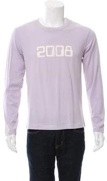 Marc Jacobs 2008 Graphic Long Sleeve T-Shirt