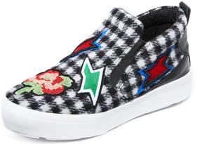 MSGM Ollie Slip On Sneakers