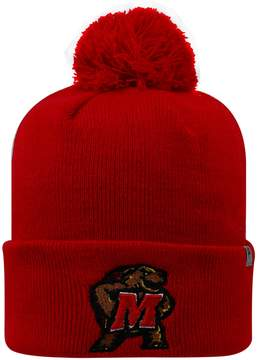Top of the World Youth Maryland Terrapins Pom Beanie