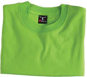 Hanes Men's Beefy Short Sleeve T 6.1 oz (Set of 4)