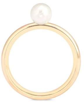 Aspinal of London 6Mm White Japanese Akoya Pearl Ring
