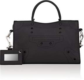 Balenciaga Women's Blackout City Small Bag