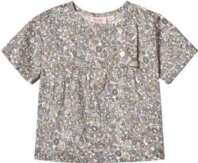 Mini A Ture Noa Noa Miniature Mulitcoloured Floral Print Blouse