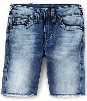 True Religion Big Boys 2T-7 French Terry Geno Shorts