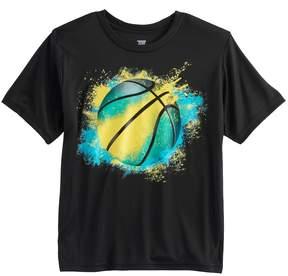 Tek Gear Boys 8-20 Drytek Basketball Tee