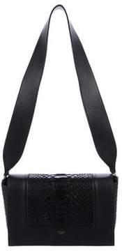 Celine 2016 Python Frame Bag