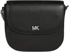 Michael Kors Mott Dome Shoulder Bag - NERO - STYLE